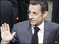 Николя Саркози может проиграть на муниципальных выборах