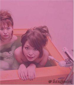 Японские бани - узаконенная проституция