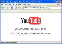 В Китае заблокирован YouTube из-за показа событий в Лхасе