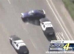 Лучшая полицейская погоня всех времен (видео)