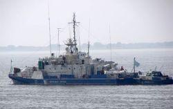 Российские пограничники задержали два иностранных судна