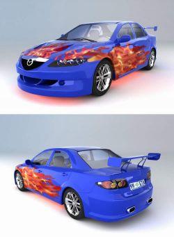 Mazda с изюминкой:тест-драйв обновленной Mazda6 с 2,5-литровым мотором