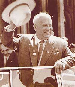 Неизвестные факты о Никите Хрущеве
