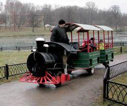 Минтранс признал существование частных локомотивов