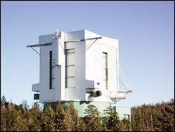Космическое фото: заработал самый большой оптический телескоп