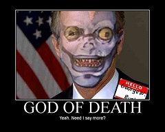 Джордж Буш установил антирекорд популярности