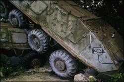 Оружие непризнанных республик: как у Южной Осетии появились БТРы, гранатометы и самоходные орудия