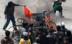 Кровавое подавление народного восстания в Тибете может вызвать бойкот летней Олимпиады в Пекине