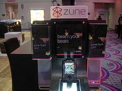 Третье поколение Zune появится в Европе и США в 2009 году