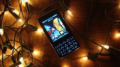 Концепт телефона Sony Ericsson с тремя способами ввода