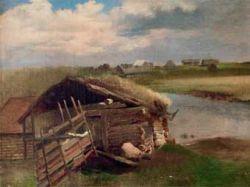 Десятый аукцион живописи Русской галереи искусств стал самым удачным в ее истории