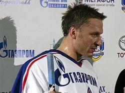 Защитник клуба СКА Дарюс Каспарайтис дисквалифицирован на пять матчей