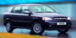 "\""GM-АвтоВАЗ\"" прекратил производство Chevrolet Viva"