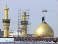 Смертница взорвала шиитских паломников в Кербеле