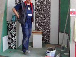 В Молдавии появился чемпион по укладке плитки