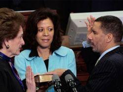 Новый губернатор Нью-Йорка Дэвид Пэтерсон признался в супружеской неверности