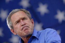 Опрос: четырехлетка Джорджа Буша