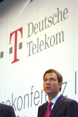 Deutsche Telekom приобретает 20% греческой Hellenic Telecom за $ 3,9 млрд