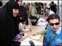 Ирак лидирует по числу беженцев в развитые страны