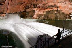 Затопление Большого Каньона (Grand Canyon) в США (фото)