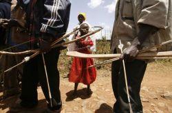 Как проходит война в кенийских племенах? (фото)