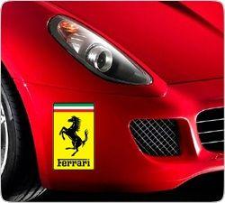 Легендарная марка Ferrari выпустит мужской глянец
