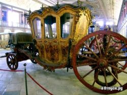 Национальный музей карет в Лиссабоне (фото)