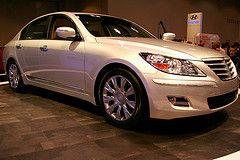 Hyundai выпустит luxury автомобили