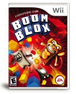 Boom Blox — игра для Wii от Стивена Спилберга (видео)