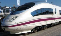 Velaro Rus - поезд, на котором можно будет добраться из Москвы в Питер за 3,5 часа