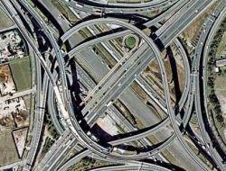 Рейтинг сумасшедших дорожных развязок мира