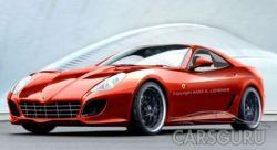 Премьера Ferrari Dino состоится осенью (видео)