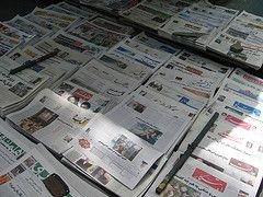 Финансы - главная проблема журналистики