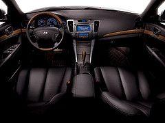 Hyundai представляет шестое поколение NF Sonata