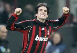 Кака признан самым популярным игроком чемпионата Италии