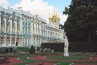 Путешествуем по России: Екатерининский дворец в Царском селе