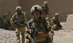 Британия не станет выводить войска из Ирака