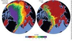 Арктические льды восстановились, но не надолго