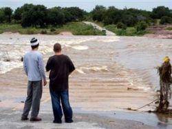 США заливают проливные дожди