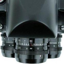 Фотоаппарат с тремя объективами TL120-1 от 3D World