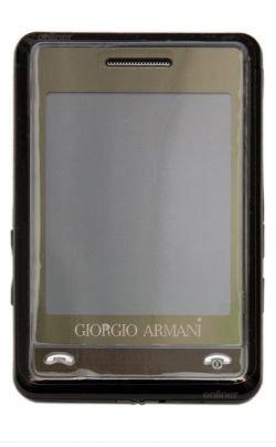 Обзор Samsung P520 Giorgio Armani