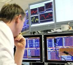 Позитив закончился - рынок рухнул