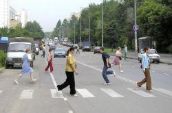 Пешеходы составляют 40% жертв ДТП в России