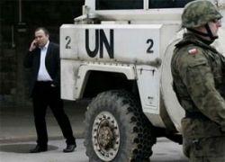 Командование миссии ООН в Косово решило вернуть полицейских в Митровицу