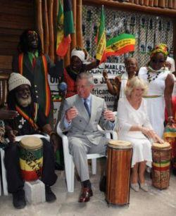 Принц Чарльз посетил музей Боба Марли на Ямайке (фото)