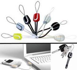 Брелок Plug It поможет решить все проблемы с кабелем для телефона