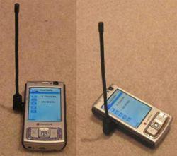 Fm антенна для телефона