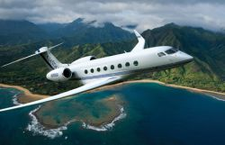 Gulfstream создает самый быстрый гражданский самолет на планете