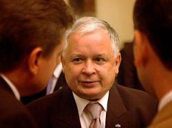 Американец-гомосексуалист обвинил президента Польши Леха Качиньского во вторжении в частную жизнь