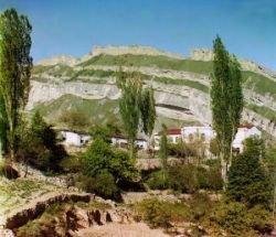 Цветные фотографии Кавказа начала двадцатого века (фото)
